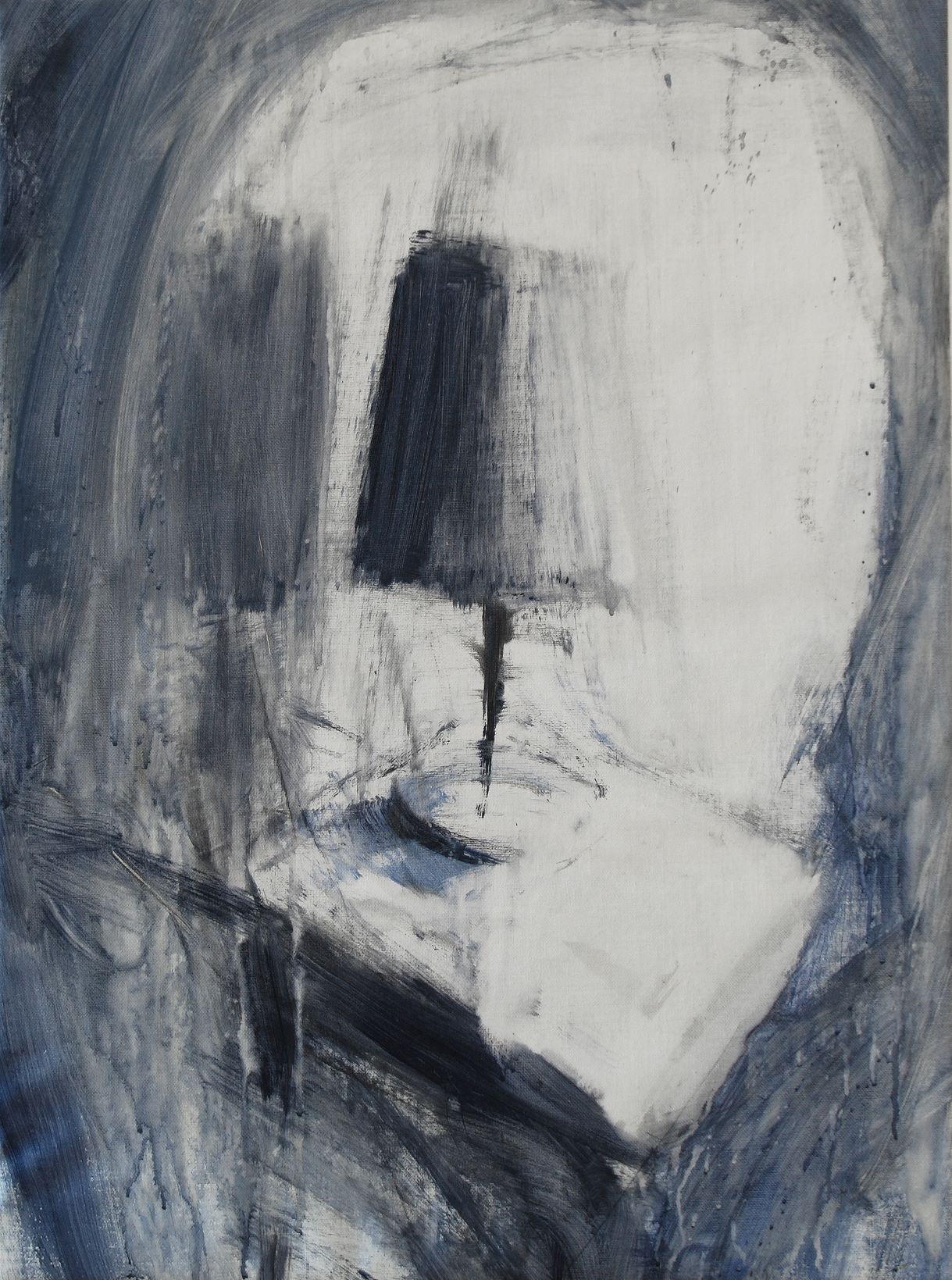 Lume 2013 - acrilico su tela 60x80 cm