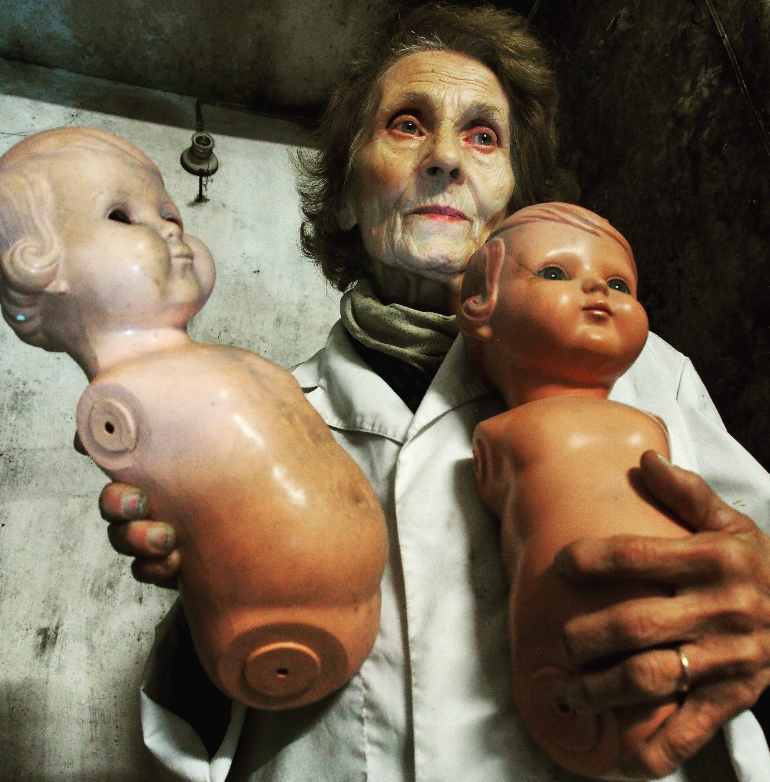 L'hôpital des poupées#01 2020 stampa Fine Art 40x30 cm