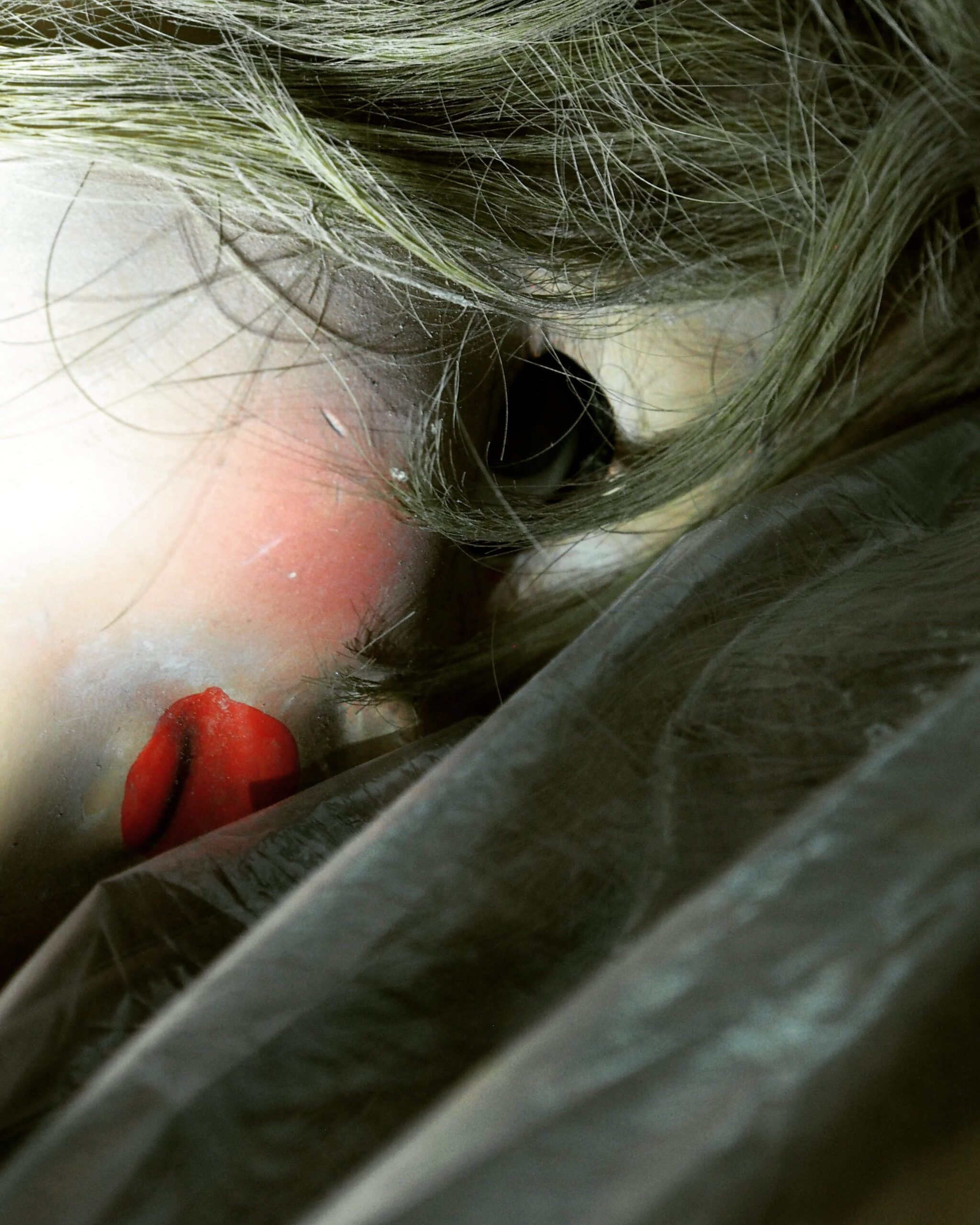 L'hôpital des poupées#03 2020 stampa Fine Art 40x30 cm